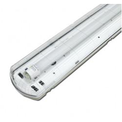 Enkel LED tube armatuur