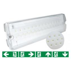 PICASSO 2 / LED Vluchtwegverlichting