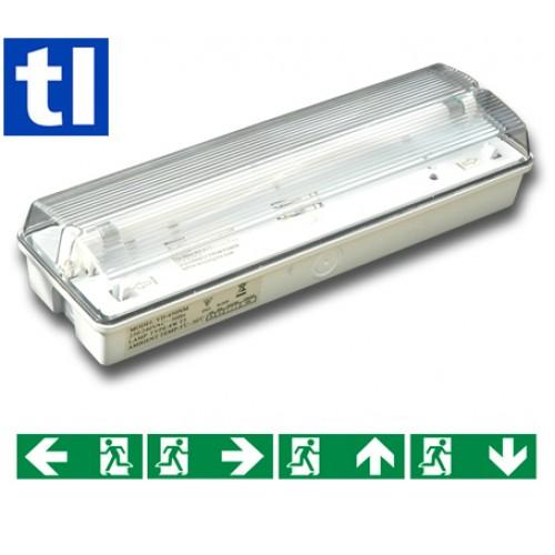 DALI / TL nood- en vluchtwegverlichting