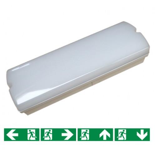 REMBRANDT Warm licht / LED Nood- of vluchtwegverlichting