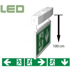 RUISDAAL / Vluchtwegverlichting